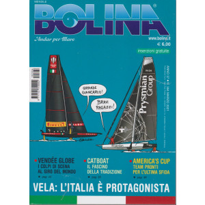 Bolina - n. 394 -marzo 2021- mensile