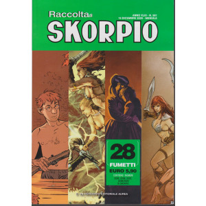 Raccolta di Skorpio - n. 581 - 19 dicembre 2020 - mensile