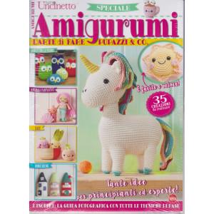 Tutto Uncinetto - Speciale Amigurumi - + in regalo uncinetto ergonomico - n. 2 - bimestrale -marzo - aprile 2021