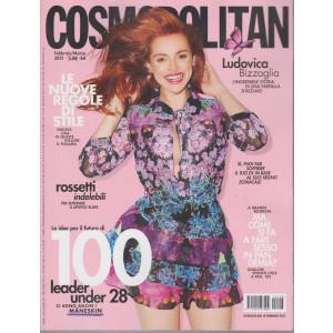 Cosmopolitan - n. 3 - febbraio - marzo 2021 - mensile