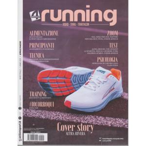 4Running - n. 2  - bimestrale -aprile - maggio  2021
