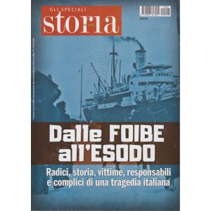Gli speciali Storia in rete - Dalle foibe all'esodo - n. 8 -