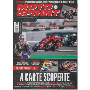 Motosprint - n. 16- settimanale - 20/26 aprile  2021 -