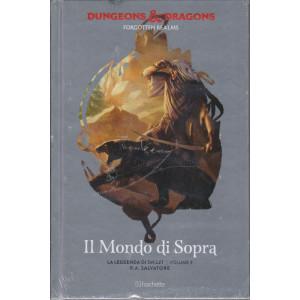 Dungeons & Dragons - n. 5 - -Il mondo di Sopra  - settimanale- 17/2/2021 - copertina rigida