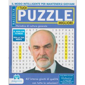 Raccolta I tuoi puzzle migliori - n. 8 - bimestrale - 11/1/2021