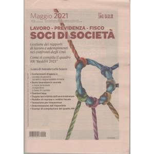 Soci di società  - n. 2 -maggio 2021- mensile