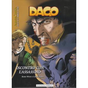 Aureacomix - N° 112 - Incontro con l'assassino- Dago Editoriale Aurea - mensile - 11 dicembre 2020 - copertina rigida