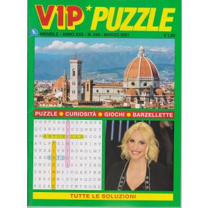 Vip Puzzle - n. 346 - marzo 2021 - mensile