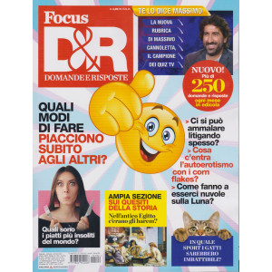 Focus Domande & Risposte -  mensile - marzo 2021