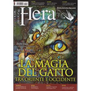 Hera magazine - n. 43 - mensile - 5 marzo 2021