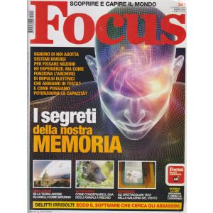 Focus - n. 341 - marzo  2021 - mensile