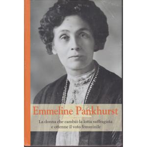 Grandi Donne -Emmeline Pankhurst - n. 14 - settimanale - 18/12/2020 - copertina rigida
