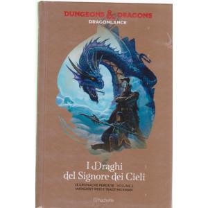 Dungeons & Dragons - n. 14 - I Draghi del Signore dei Cieli - settimanale -21/4/2021 - copertina rigida