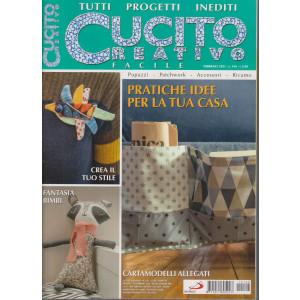 Cucito Creativo facile - n. 146 - 11 febbraio 2021- mensile