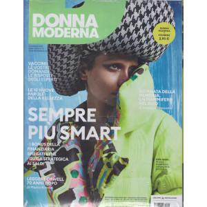 Donna Moderna + Starbene- n. 6 - 21 gennaio 2021 - settimanale - 2 riviste
