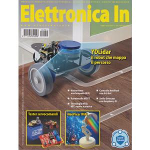 Elettronica In - n. 254 - maggio  2021 - mensile
