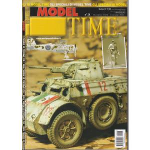 Gli speciali di Model Time -    n. 28 - bimestrale -dicembre 2020 - gennaio 2021