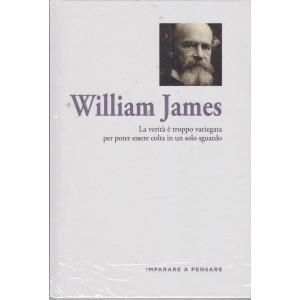 Imparare a pensare -William James - n. 27 - settimanale -29/7/2021 - copertina rigida