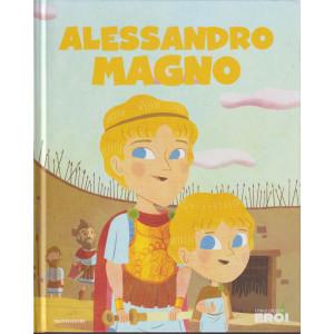 I miei piccoli eroi - Alessandro Magno- n. 5 - copertina rigida - 28/9/2021