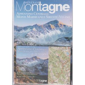 Meridiani Montagne - Appennino Centrale: Monti Marsicani e Sirente - Velino - n. 44 - semestrale - 1/7/200