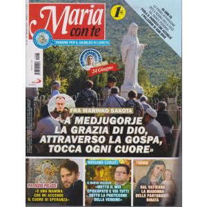 Maria con te - n. 25 - settimanale -20  giugno   2021