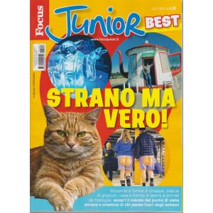 Focus Junior best - Strano ma vero! -  n. 2 - 2 marzo  2021 - mensile