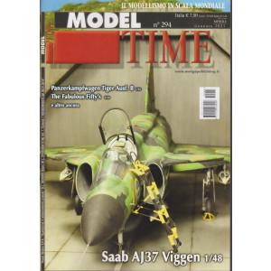 Model Time - n. 294 - mensile - gennaio 2021