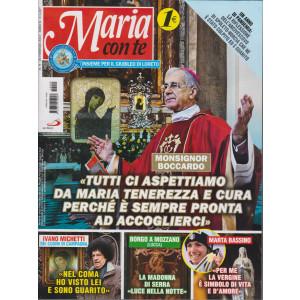 Maria con te - n. 9 - settimanale -28  febbraio 2021