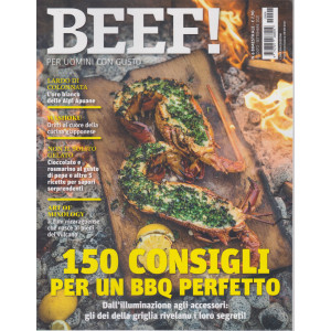 Beef! - n. 6 - bimestrale -agosto - settembre  2021