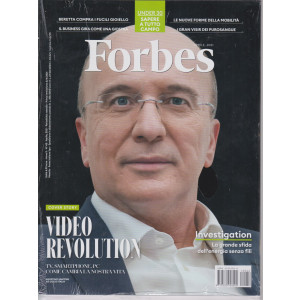 Forbes + Bike  - n.42  -aprile  2021 - mensile - 2 riviste
