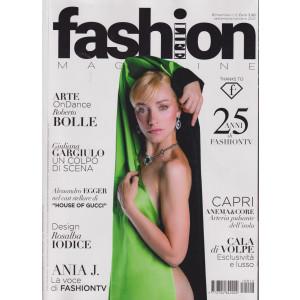 Fashion Life- n. 12 - mensile- settembre - ottobre 2021