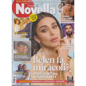 Novella 2000  - + Visto - n. 44 - settimanale -21 ottobre - 2 riviste