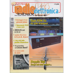 Radio kit elettronica - n. 7-8 - luglio - agosto 2021 - mensile