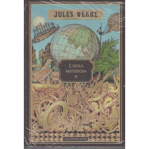 Jules Verne - L'isola misteriosa III - 18/6/2021 - settimanale - copertina rigida