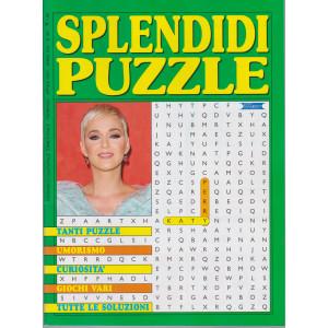 Splendidi Puzzle - n. 84 - trimestrale -febbraio - aprile 2021