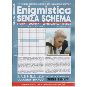 Enigmistica senza schema  - mensile -  n.36 - luglio   2021