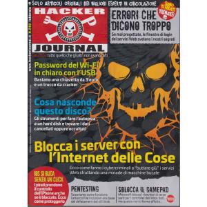 Hacker Journal - n. 249 - mensile -febbraio 2021