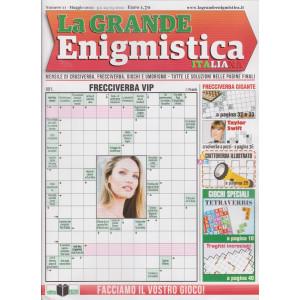 La Grande enigmistica italiana - n. 11 - maggio 2021 - mensile