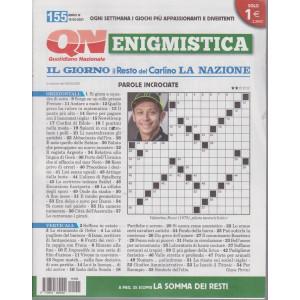 Enigmistica - n. 155 - 15/2//2021- settimanale
