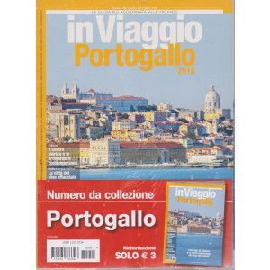 In Viaggio  - Portogallo 2018  - n. 253 - ottobre  2018- mensile