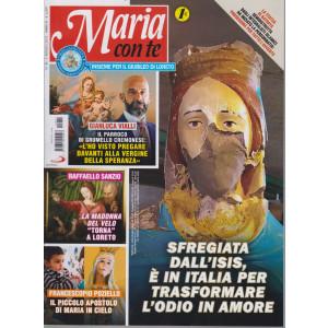 Maria con te - n. 31 - settimanale -1 agosto   2021