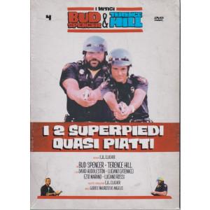 I Dvd di Sorrisi Speciale - I mitici Bud Spencer & Terence Hill - quarta  uscita - I 2 superpiedi quasi piatti- gennaio 2021