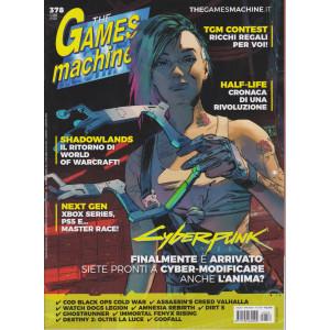 The Games Machine - n. 378 - mensile -16/12/2020