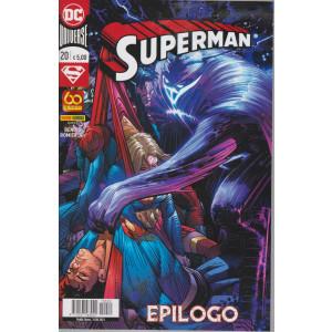 Superman -Epilogo - n. 20 - mensile - 3 giugno 2021