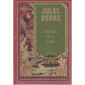 Jules Verne -Intorno alla luna - 16/4/2021 - settimanale - copertina rigida
