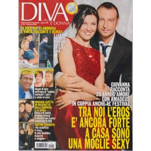 Diva e donna - n. 10 - 9 marzo 2021 - settimanale femminile