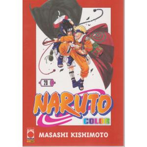 Naruto color - n. 20- settimanale -