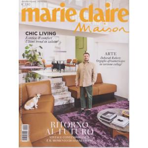 Marie Claire Maison - n. 5 - mensile -maggio  2021- edizione italiana
