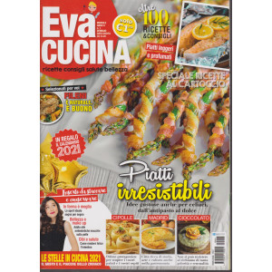 Eva Cucina - n. 1 - mensile - gennaio 2021
