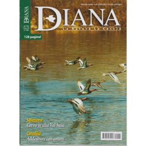 Diana - n. 4 - mensile -aprile  2021- 128 pagine!